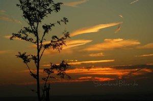 Sonnenuntergang Ebbekamm