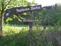 Start und Ziel der Wanderung über den Dümberg.
